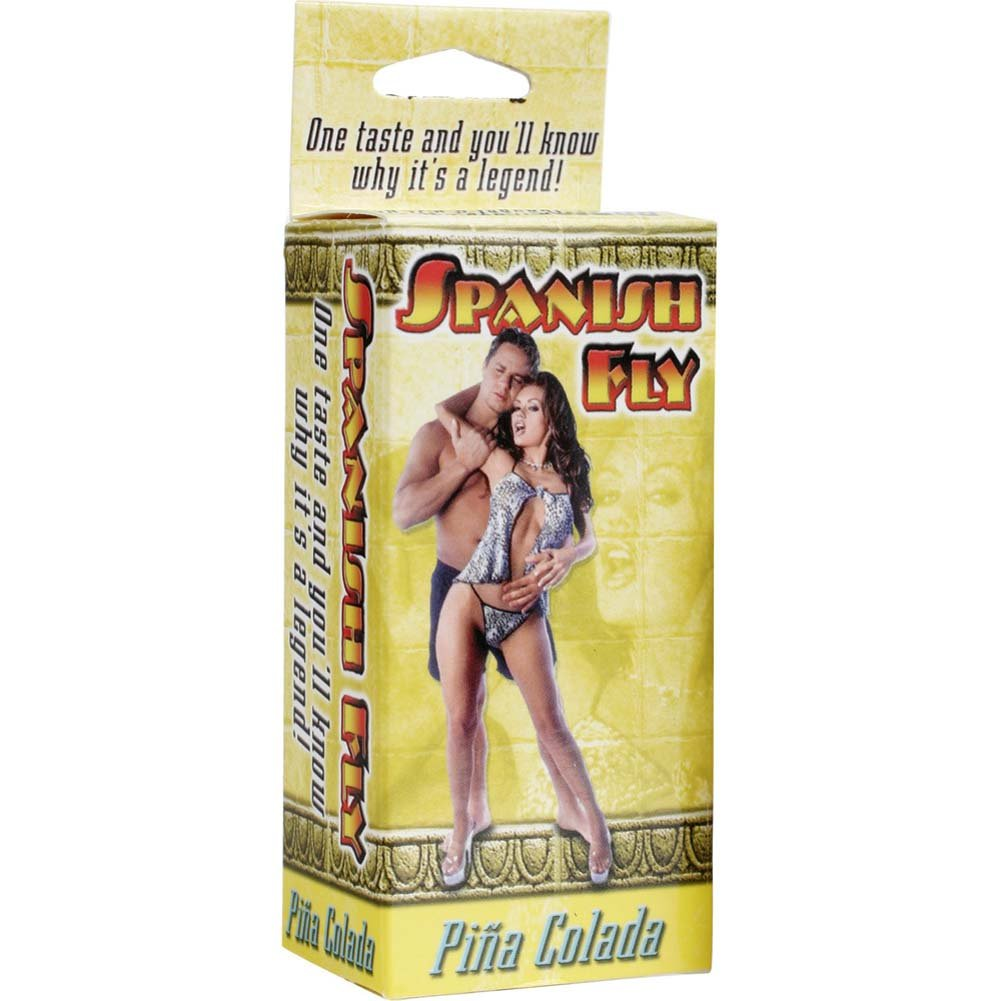 Spanish Fly Flavored Liquid Potion 1 Fl.Oz 30 mL Pina Colada - View #1