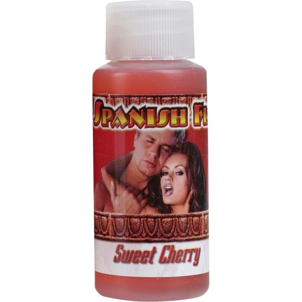 Spanish Fly Flavored Liquid Potion 1 Fl.Oz 30 mL Sweet Cherry - View #2