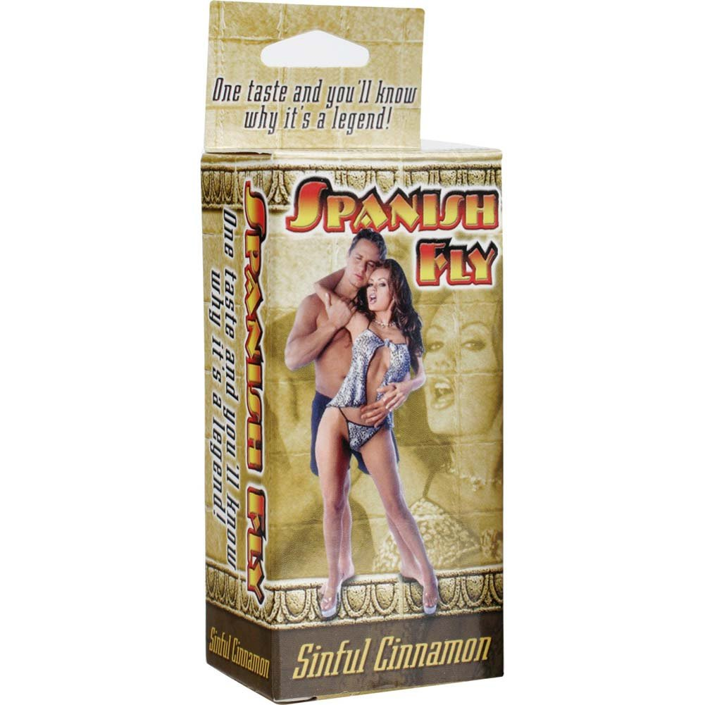 Spanish Fly Flavored Liquid Potion 1 Fl.Oz 30 mL Sinful Cinnamon - View #1