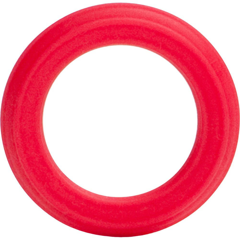 Adonis Silicone Ring Caesar Red - View #2
