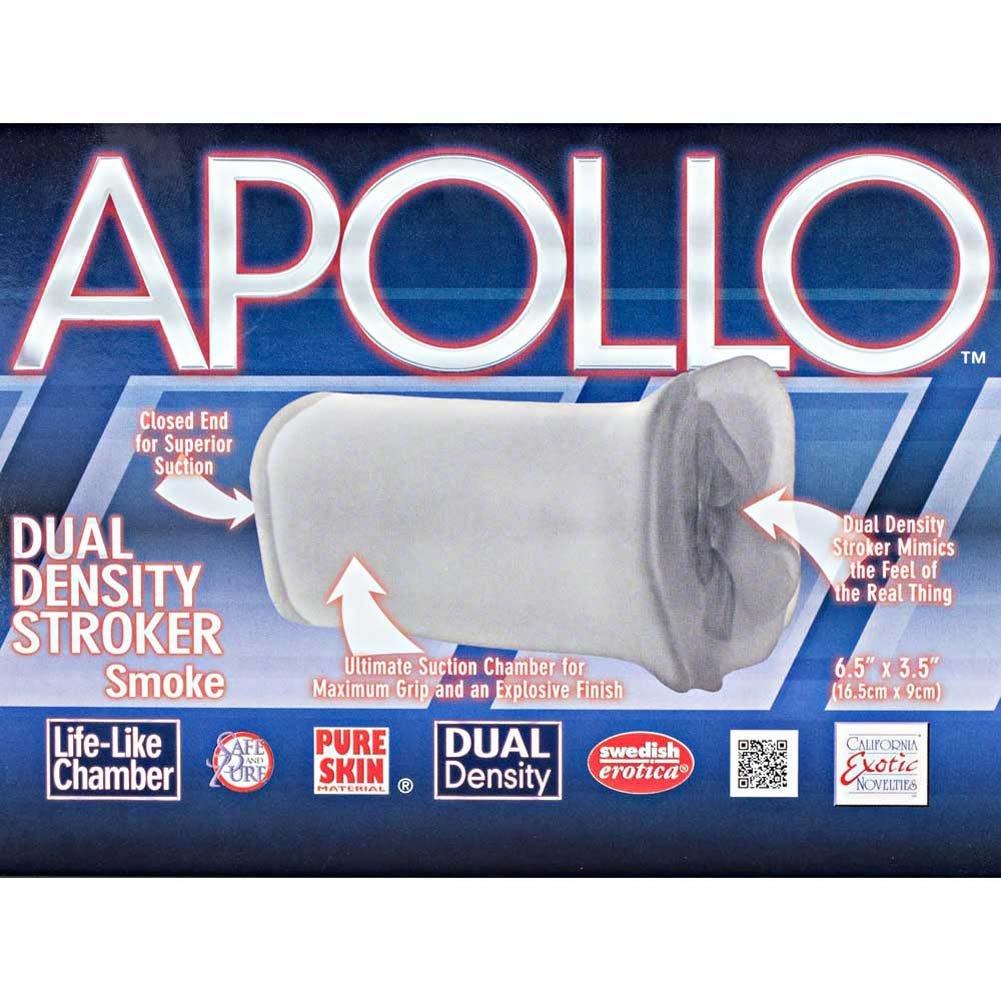 Apollo Dual Density Stroker Smoke - View #1