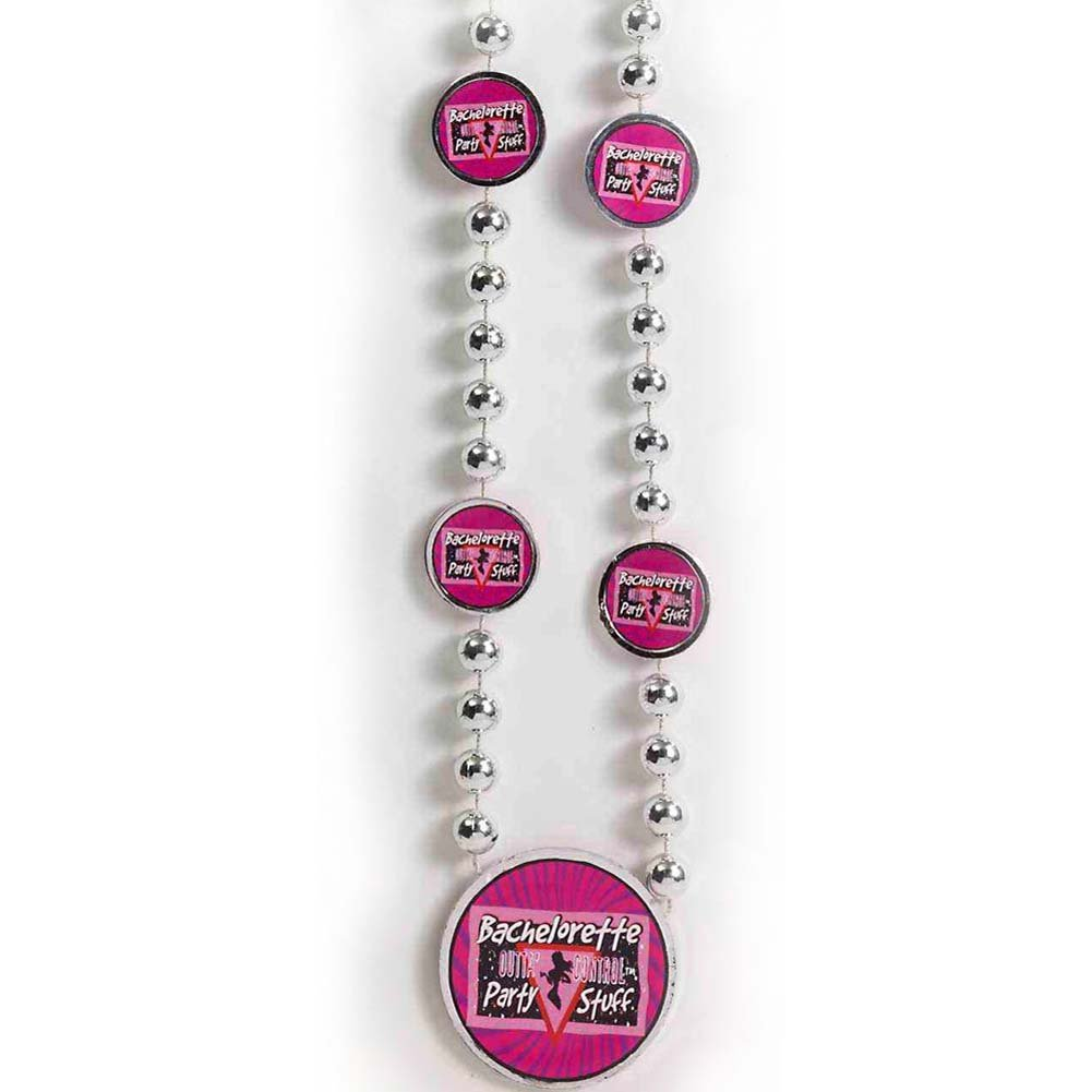 Bachelorette Party Message Beads - View #1