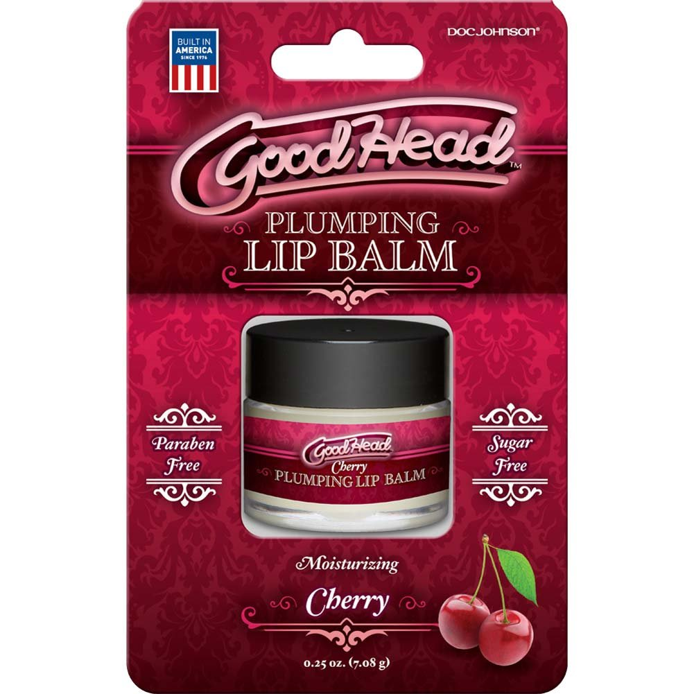 GoodHead Plumping Lip Balm Cherry 0.25 Oz. - View #1