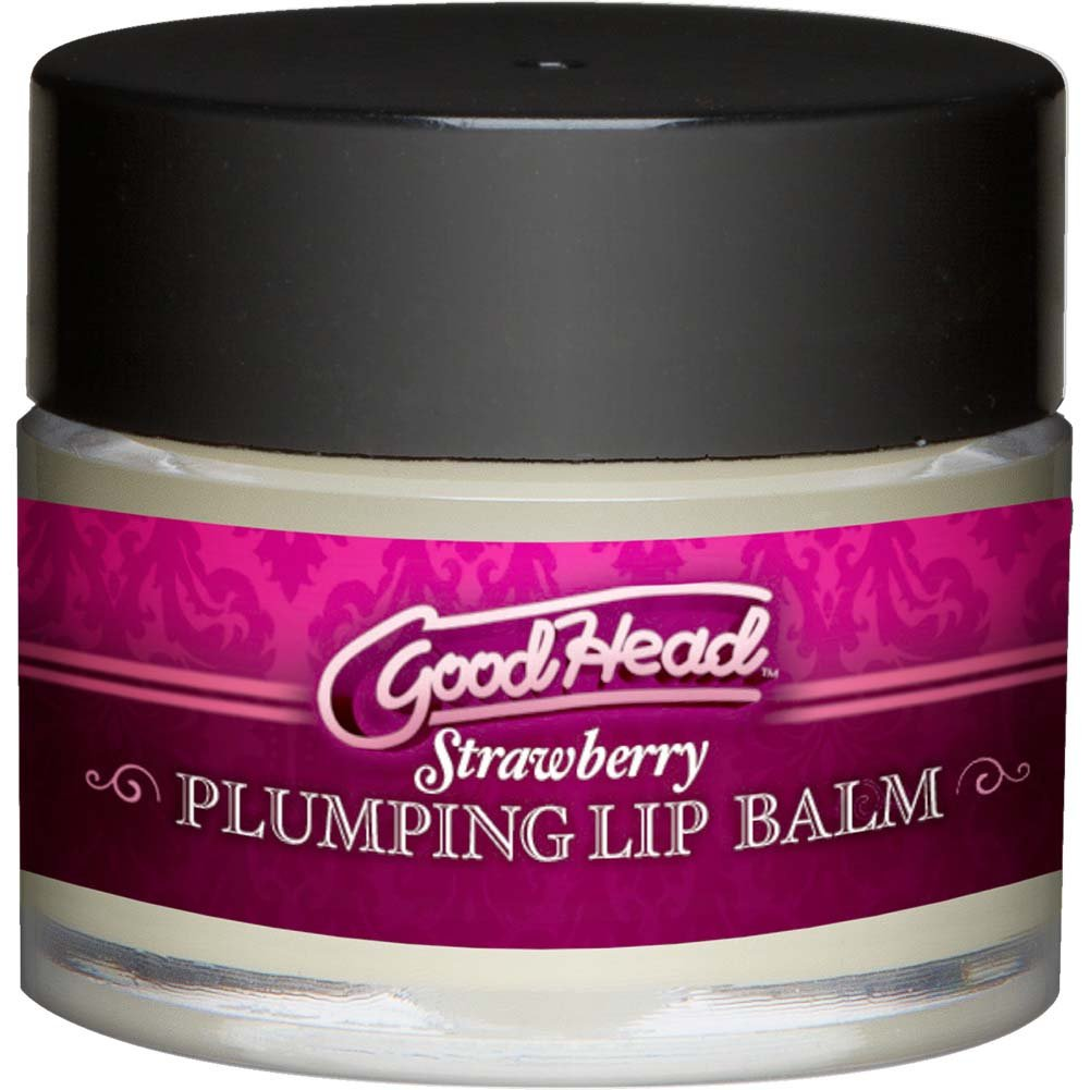 GoodHead Plumping Lip Balm Strawberry 0.25 Oz. - View #2