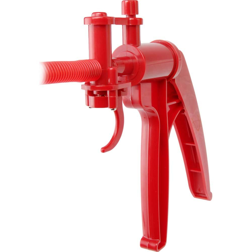 Pump Worx Deluxe Fire Power Pump Red - View #4