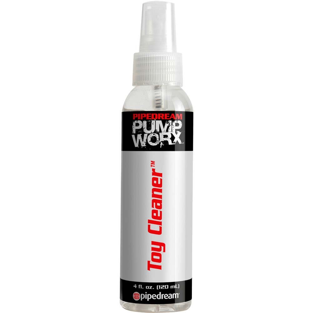 Pump Worx Anti-Bacterial Toy Cleaner 4 Fl. Oz. - View #1