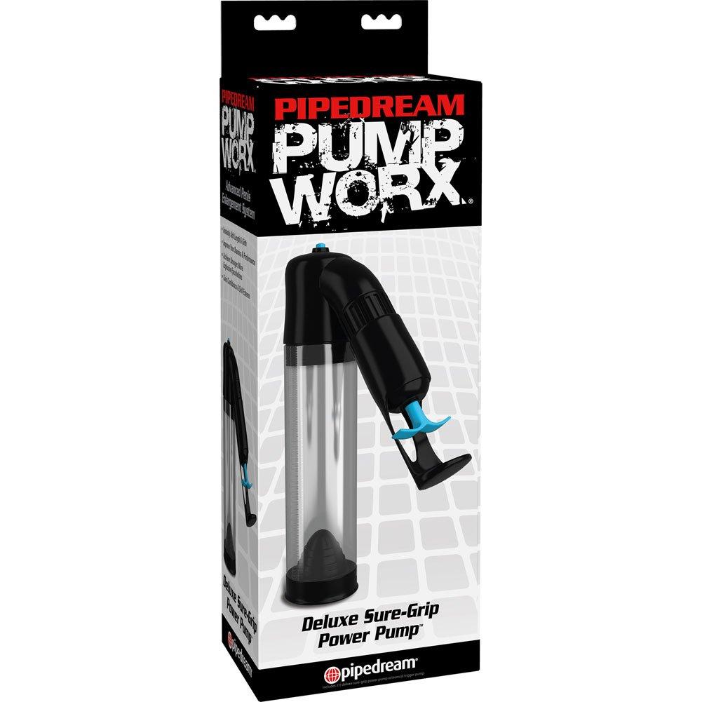 Pump Worx Deluxe Sure-Grip Pump Black - View #1