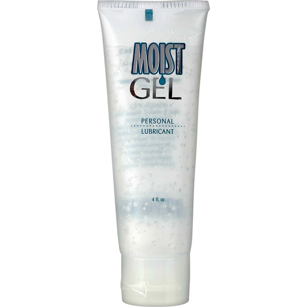 Moist Gel Personal Lubricant 4 Fl. Oz. - View #1
