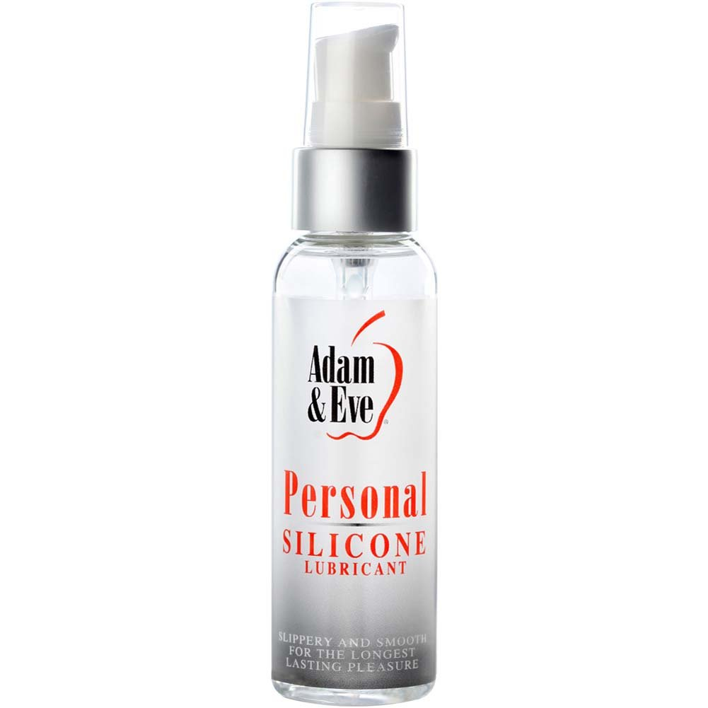 Adam and Eve Personal Silicone Lubricant 2 Fl.Oz 60 mL - View #1