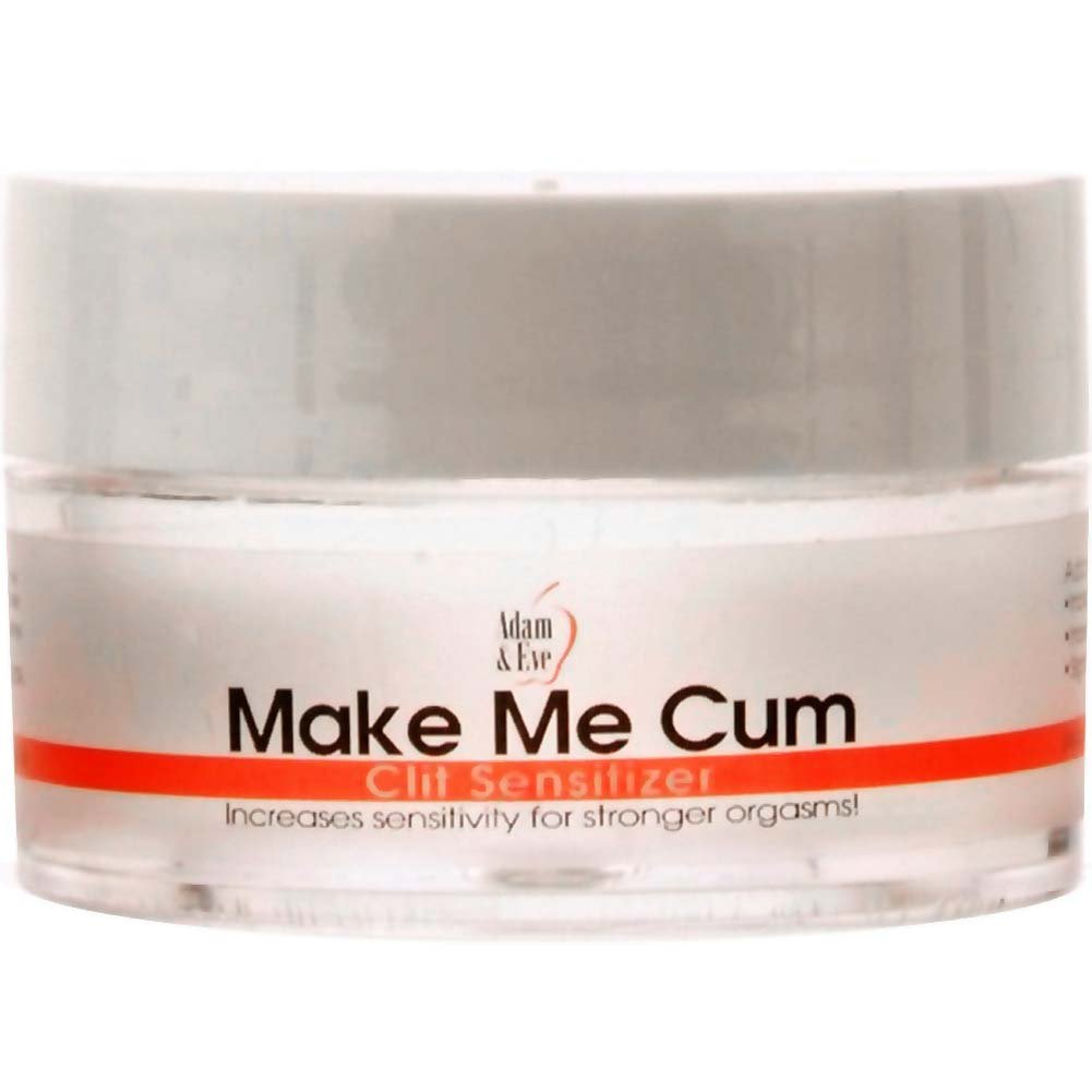Adam and Eve Make Me Cum Clit Sensitizer 0.5 Oz. - View #1