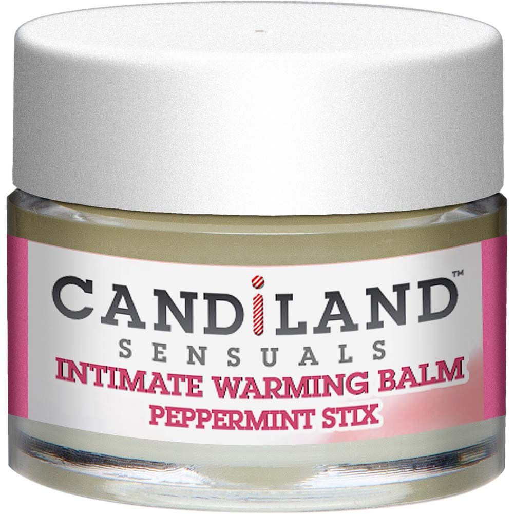 CANDiLAND SENSUALS Intimate Warming Balm 0.25 Oz 7 G Peppermint Stix - View #2