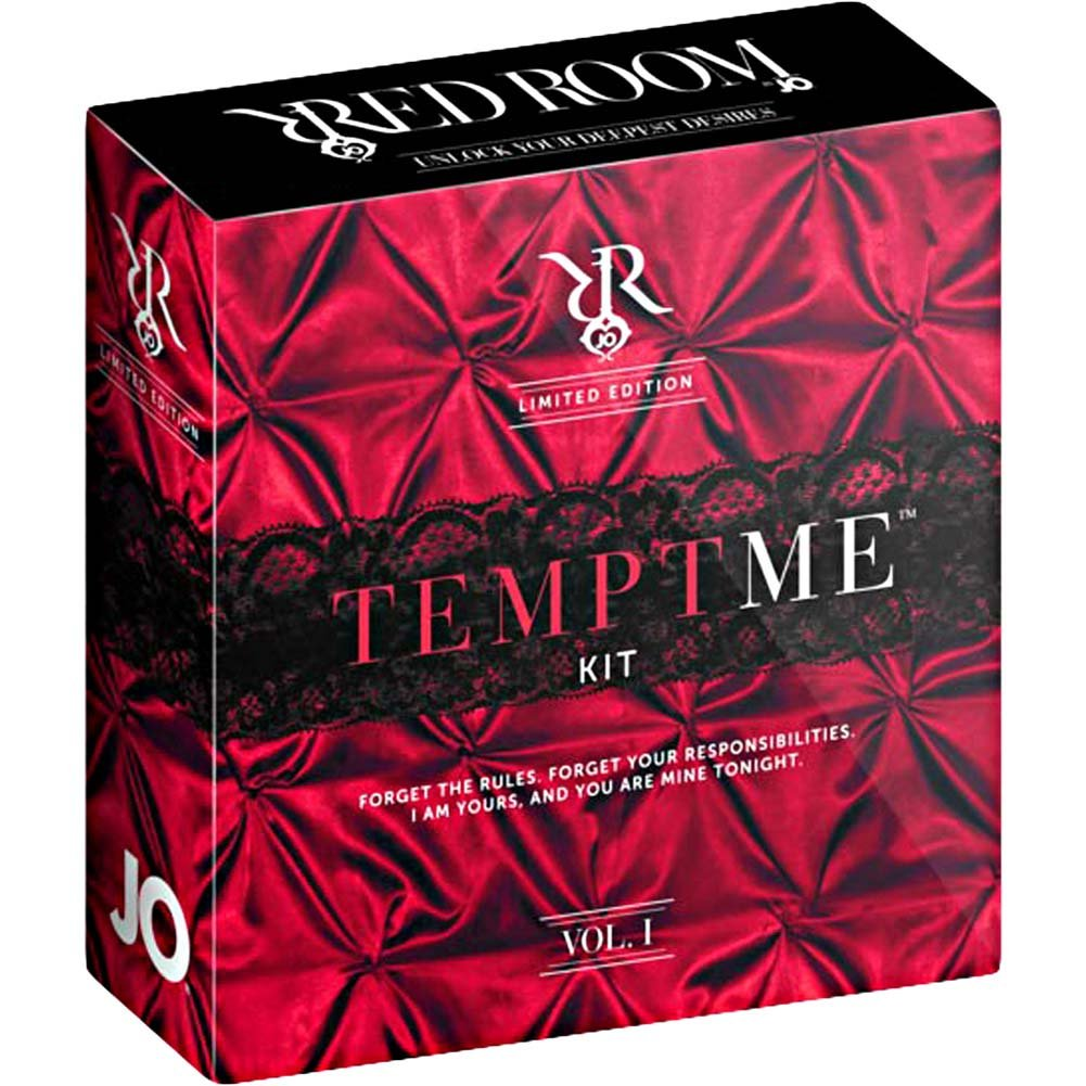 Red Room Tempt Me Kit for Lovers - View #1