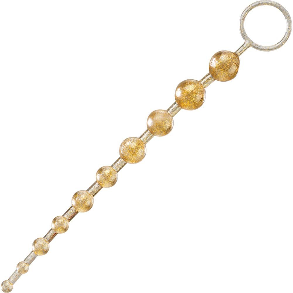 Extreme Pure Gold X10 Beads Gold - View #2