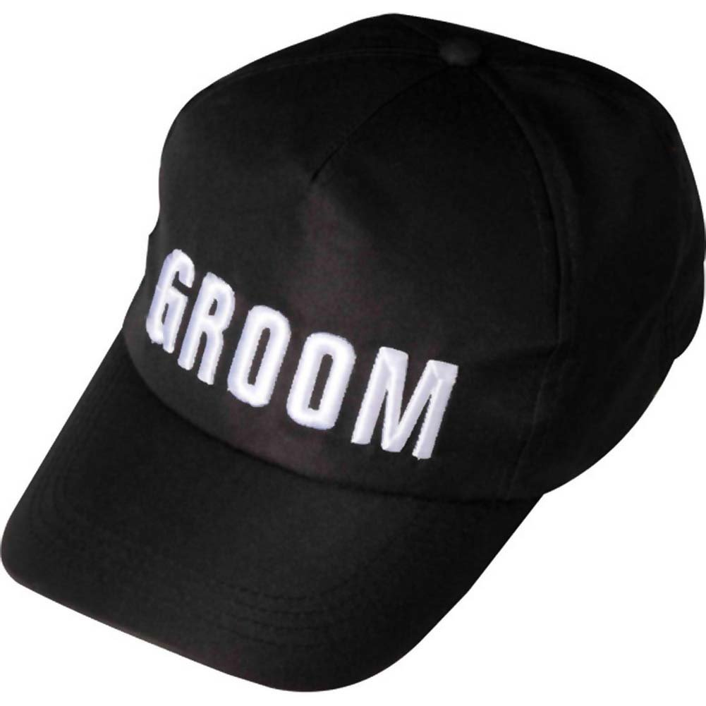 Groom Cap - View #1