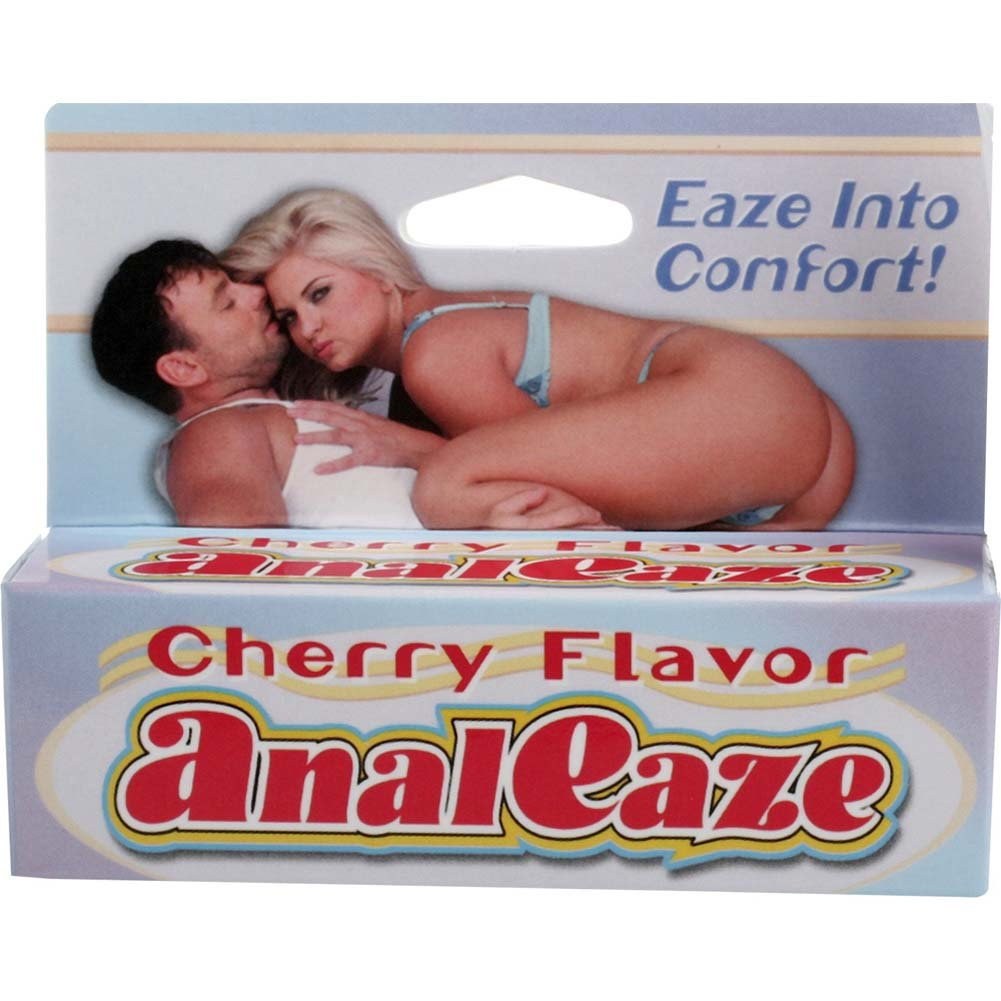 Anal Eaze Anal Desensitizing Cream 0.5 Oz Cherry - View #1