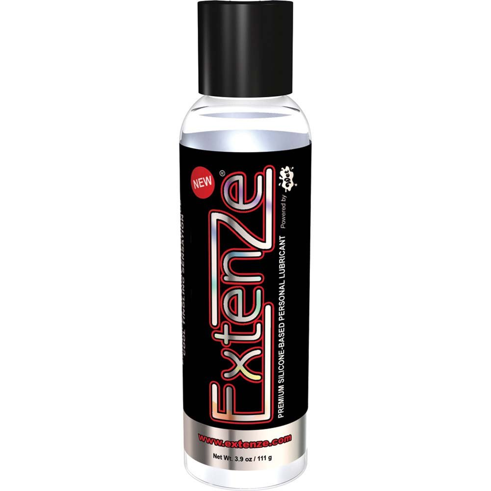 Wet Extenze Premium Silicone Based Personal Lubricant 3.9 Oz 111 G - View #2