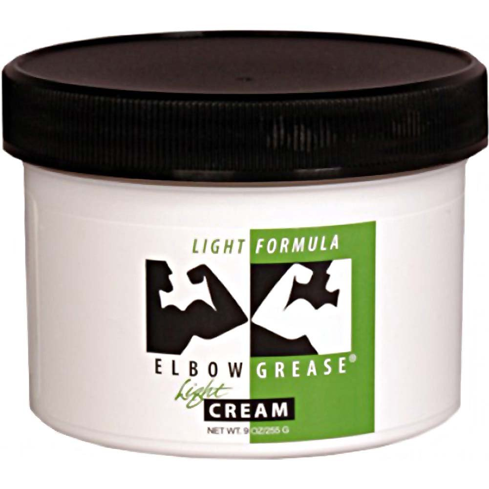 Elbow Grease Light Cream 9 Oz. Jar - View #1