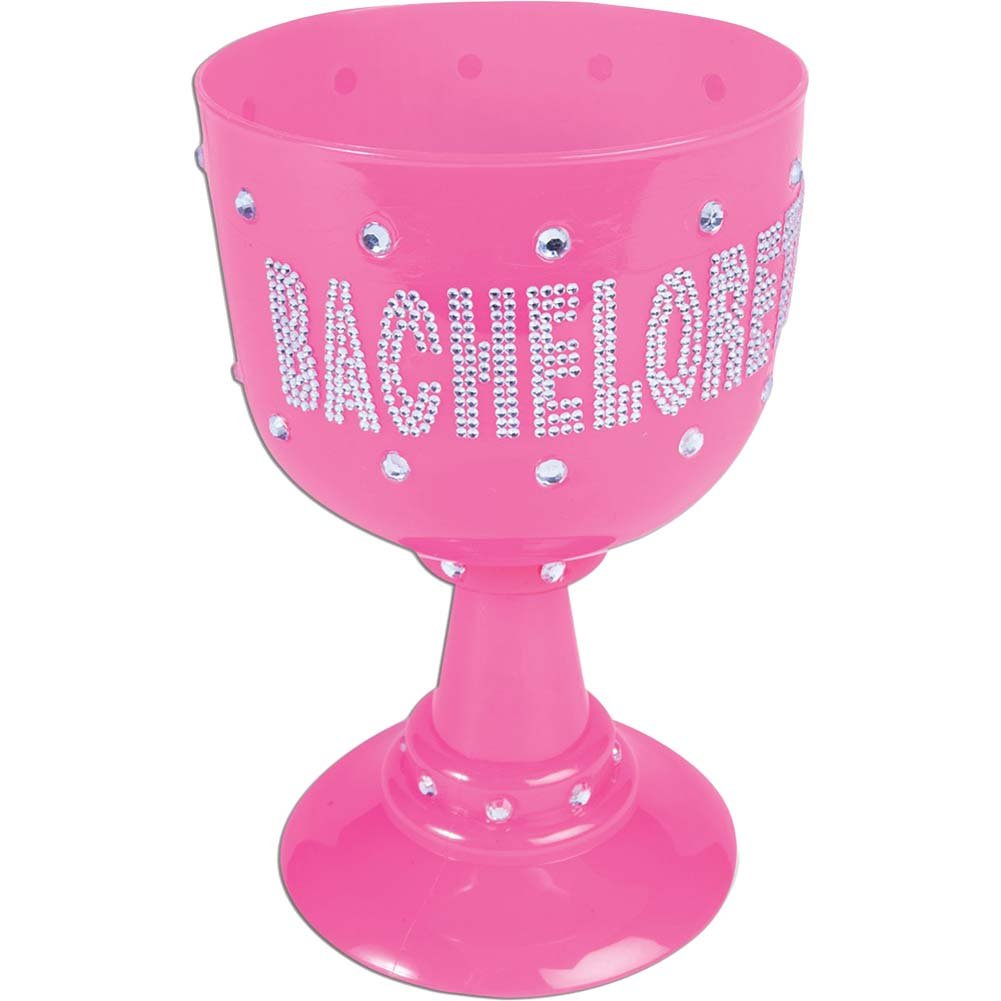 Bachelorette Goblet Pink - View #1