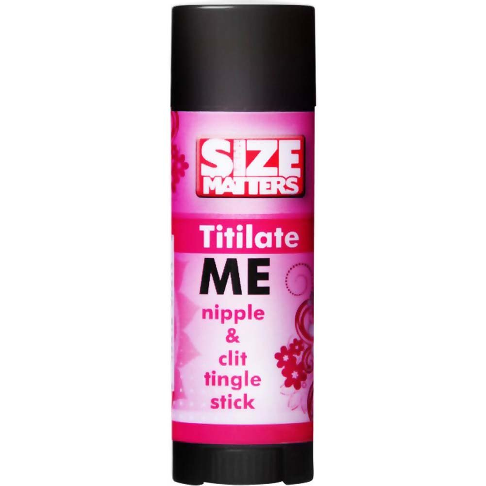 Size Matters Titillate Me Nipple and Clit Tingle Stick - View #1