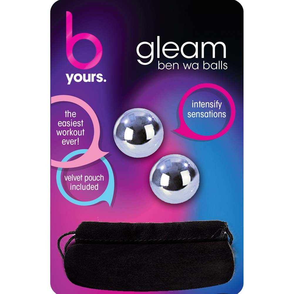 Blush B Yours Gleam Beads Silver - View #1