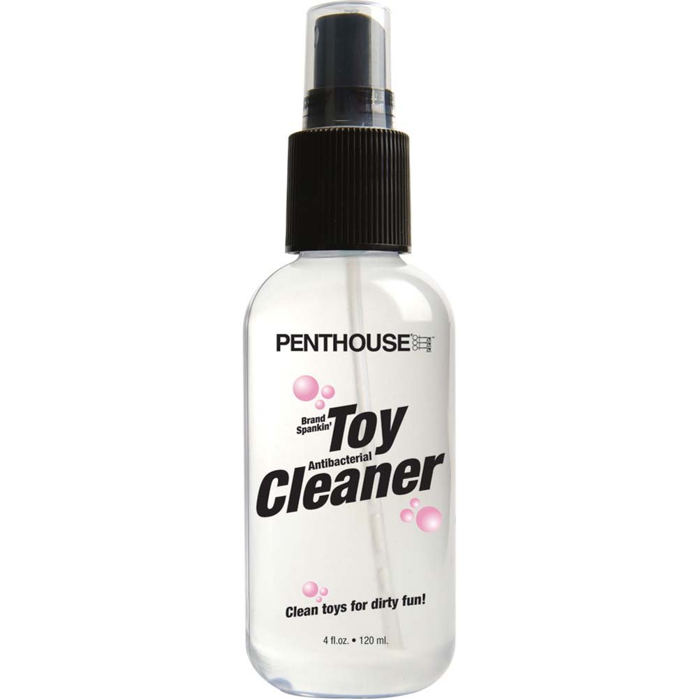 Penthouse Brand Spankin Toy Cleaner 4 Fl. Oz. - View #1