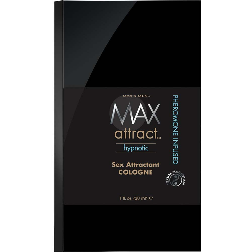 Max 4 Men Max Attract Hypnotic Cologne with Pheromones 1 Fl.Oz. 12 Pk Display - View #3