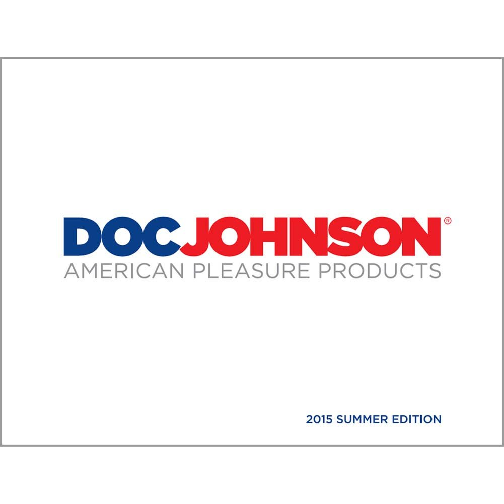 Doc Johnson Summer 2015 Supplement Catalog - View #1