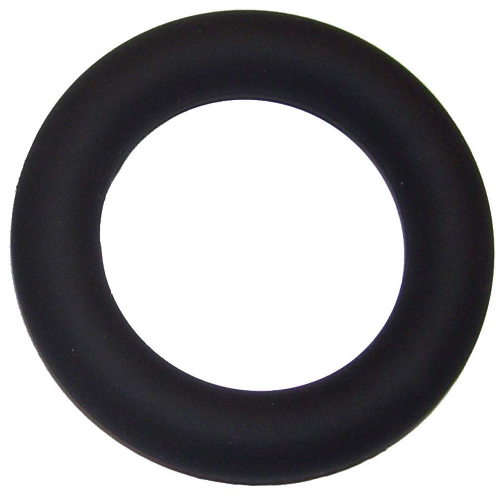 "Manbound Silicone Cook Ring 1.75"" Black - View #2"