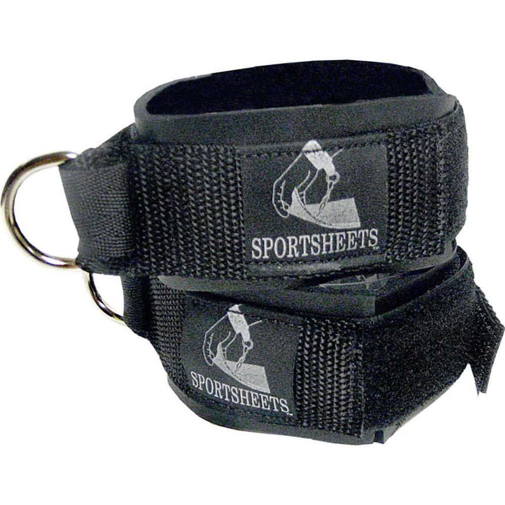 Sportsheets Super Cuffs Black - View #4