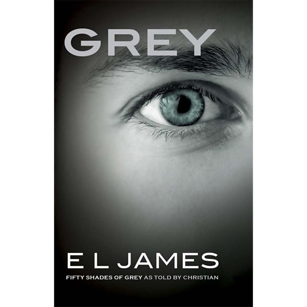 Fifty Shades Of Grey As Told By Christian Paperback - View #1