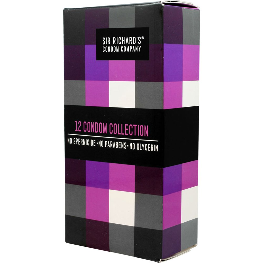 Sir Richards Condom Collection 12 Pack - View #2