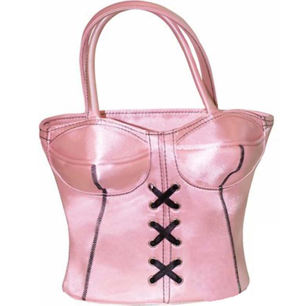 Party Girl Toys in the Bag 11 Piece Sensual Kit Hand Bag Pink - View #4