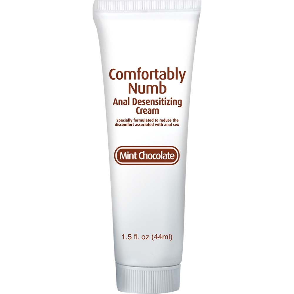 Comfortably Numb Anal Desensitizing Cream 1.5 Fl.Oz 44 mL Mint Chocolate - View #2