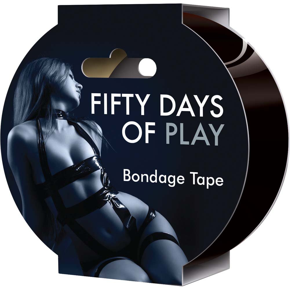 Fifty Days Of Play Bondage Tape - View #1