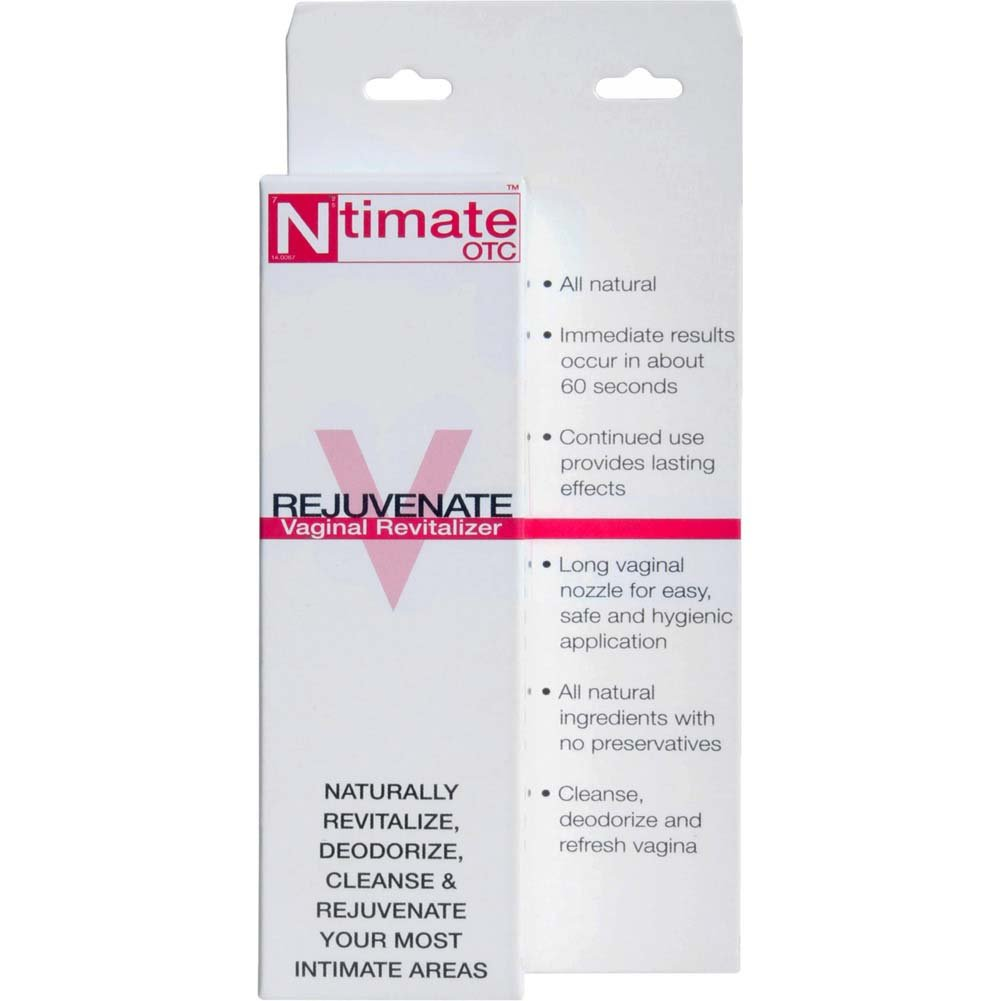 Ntimate OTC Rejuvenate Vaginal Revitalizer for Women 1 Fl.Oz 30 mL - View #1