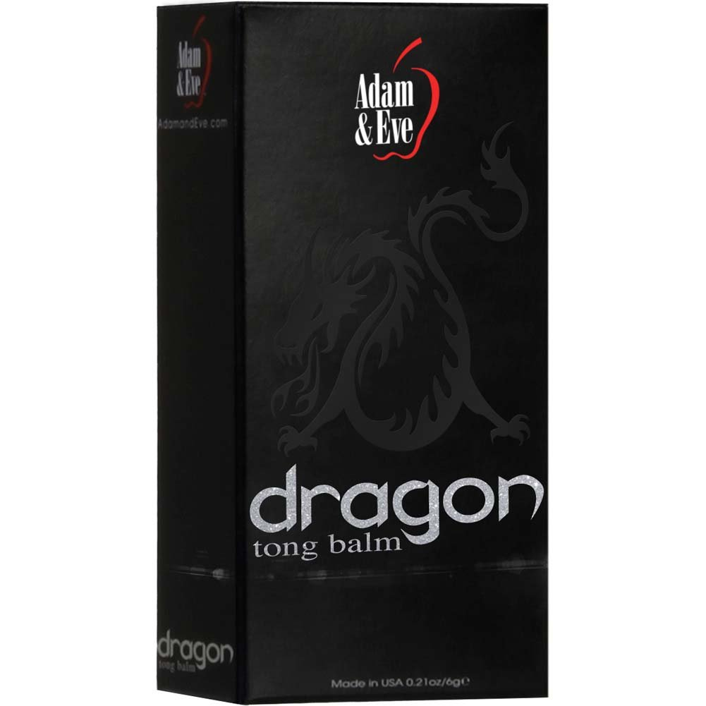 Adam and Eve Dragon Tong Delaying Balm 0.25 Oz 6 G - View #2