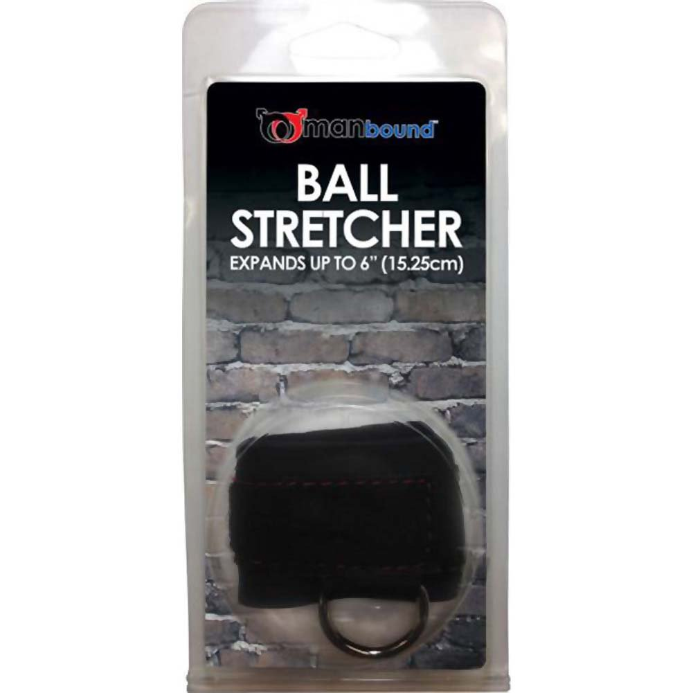 Manbound Ball Stretcher Black - View #1
