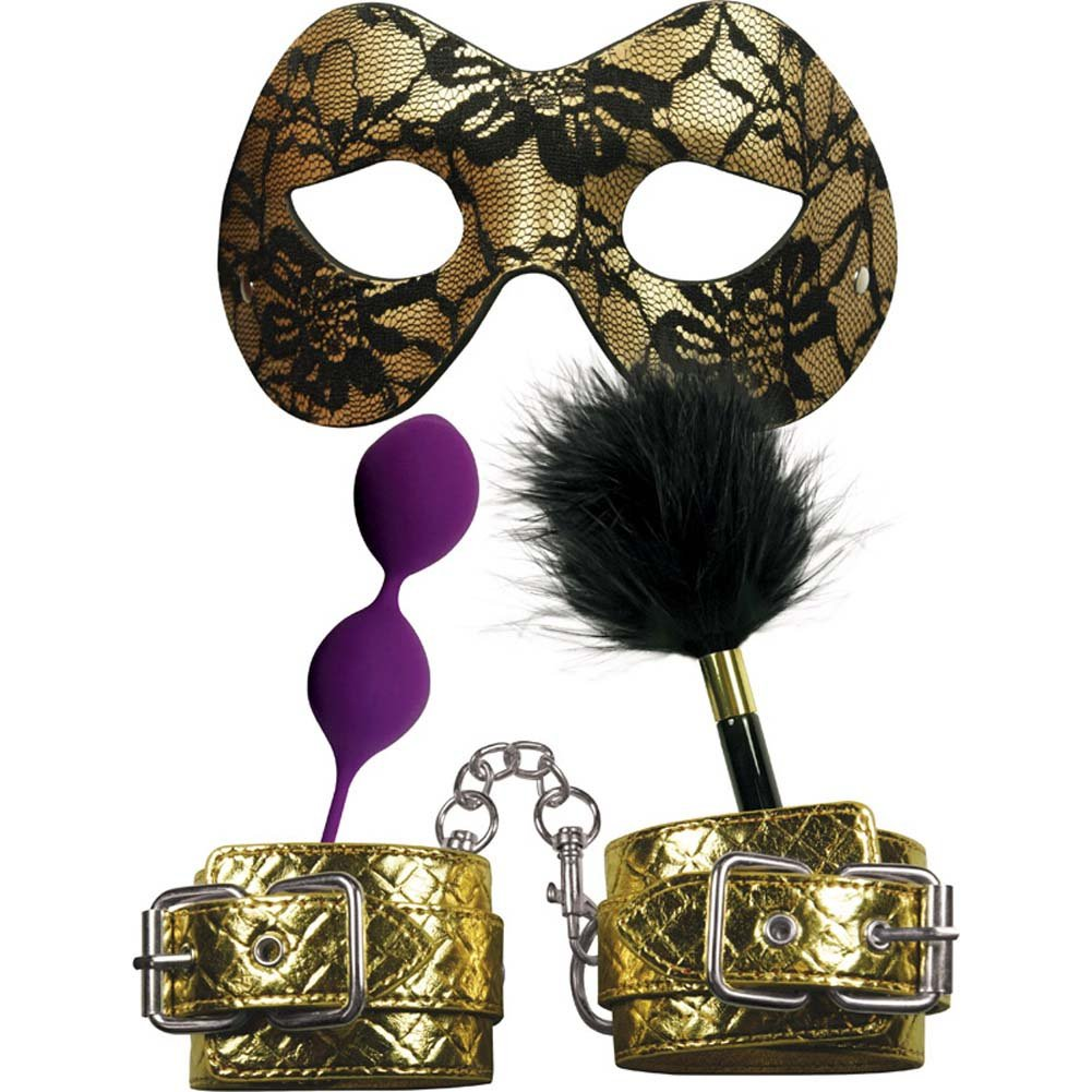 Sexperiments Masquerade Party Kit - View #2