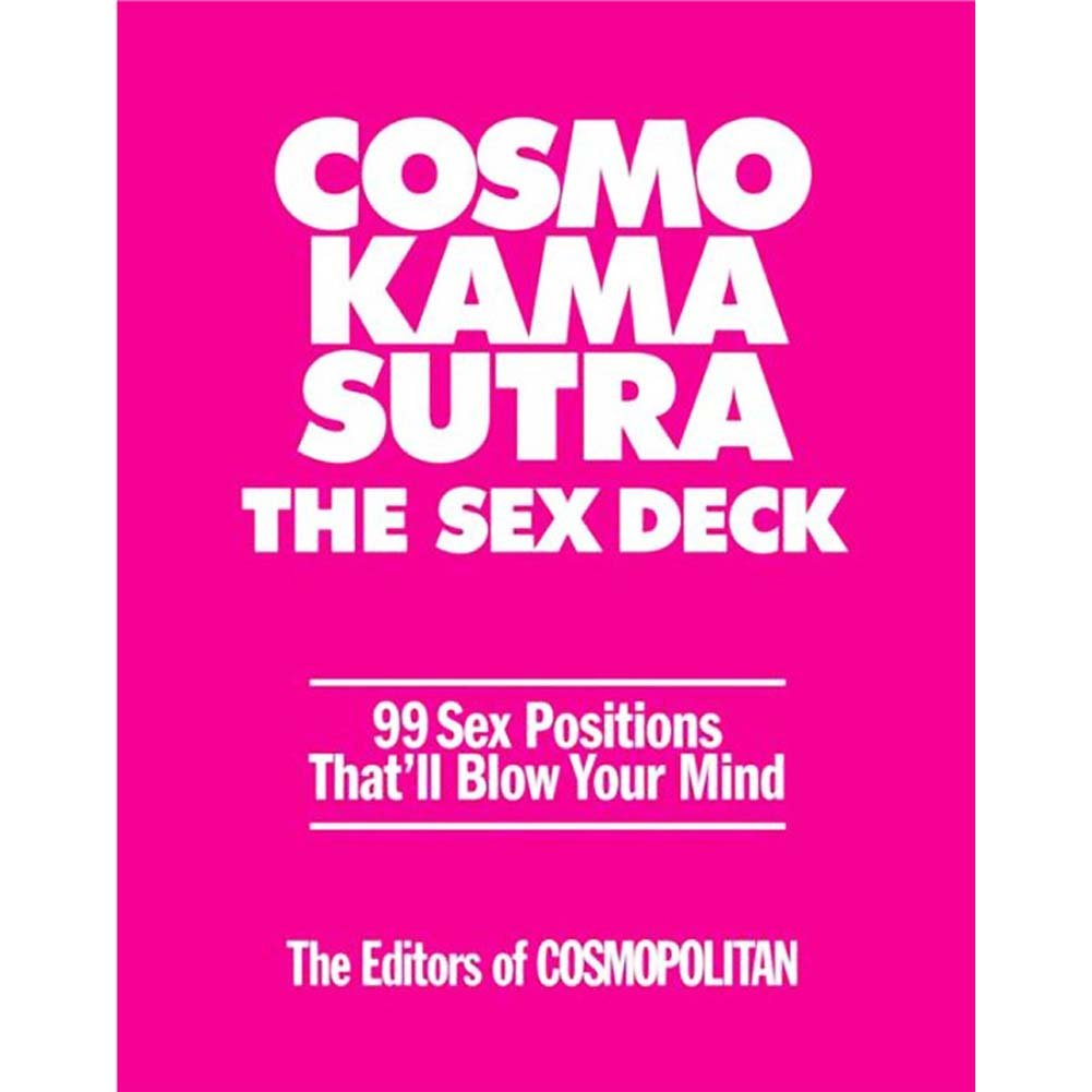 Cosmo Kama Sutra The Sex Deck 99 Sex Positions That Ll Blow Your Mind - View #1
