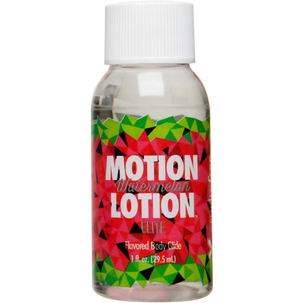 Motion Lotion Elite Body Glide Lubricant 1 Fl.Oz Watermelon - View #1