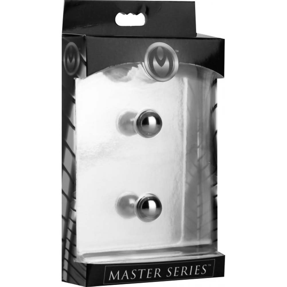 Masters Magnus XL Ultra Powerful Magnetic Orbs Silver - View #1