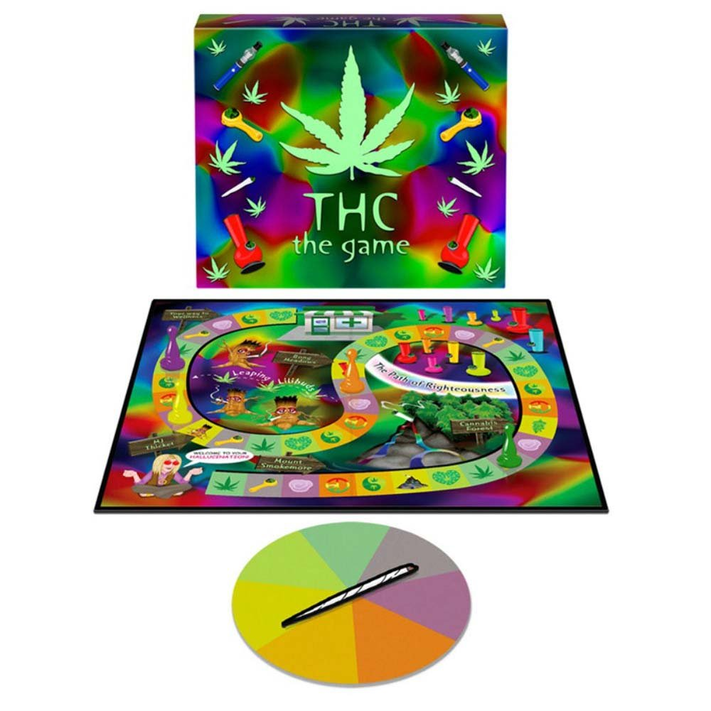 THC Board Game by Kheper Games - View #2