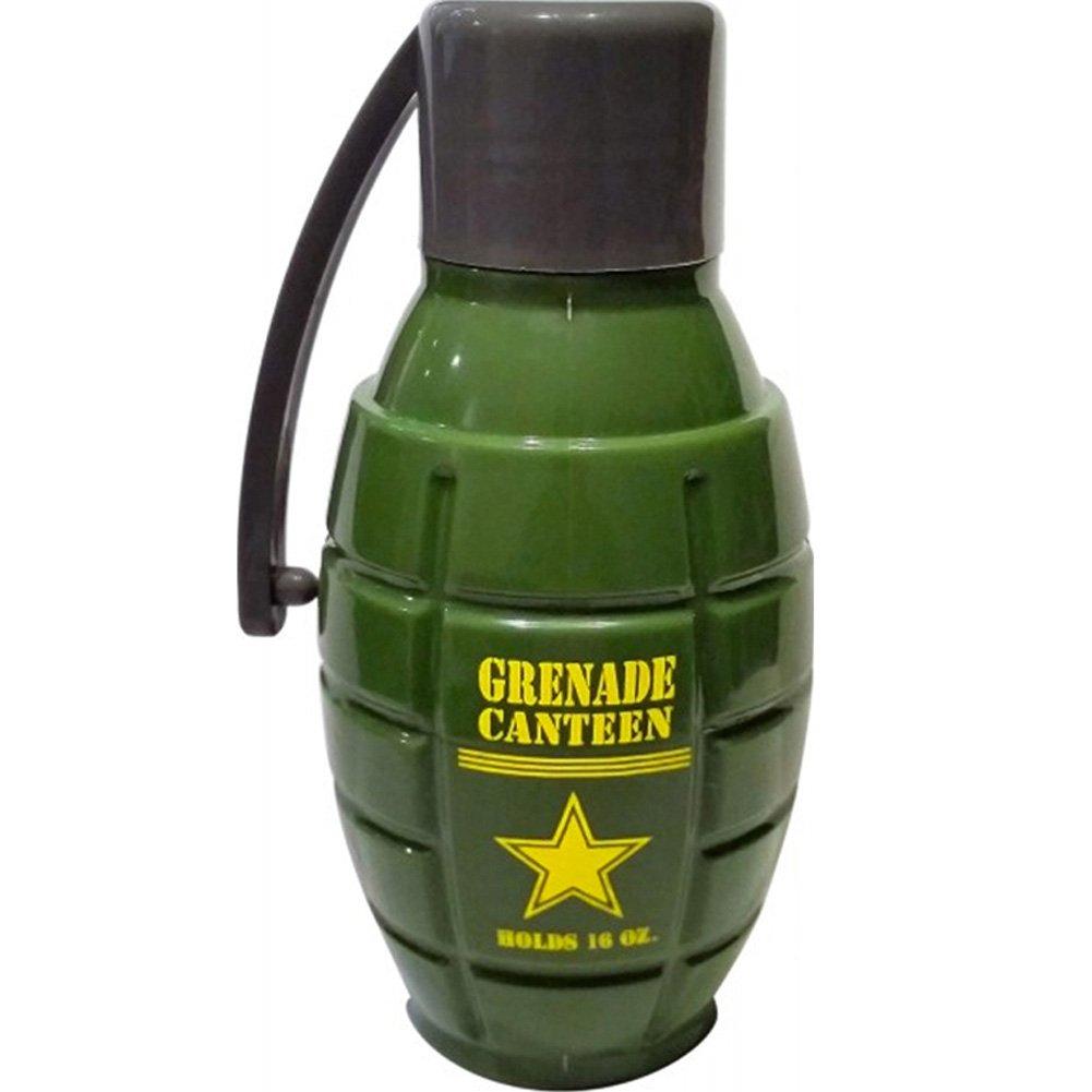 Grenade Canteen 16 Fl. Oz. - View #1