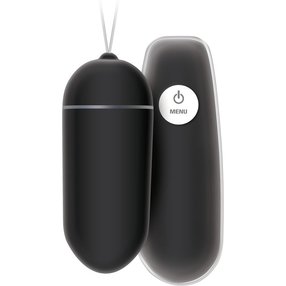 Adam and EveTake Charge Remote Control Vibrating Bullet Black - View #2