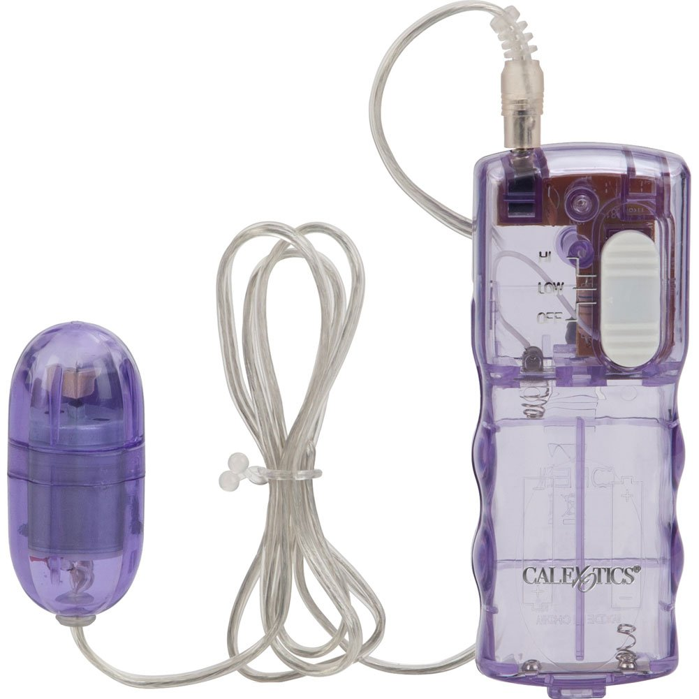 Double Play Dual Massagers for Intimate Stimulation Purple - View #3