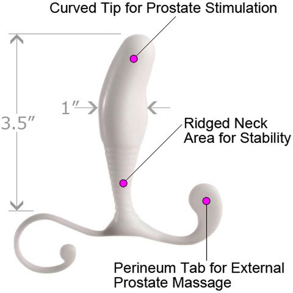 Aneros SGX Male G-Spot Stimulator White - View #1
