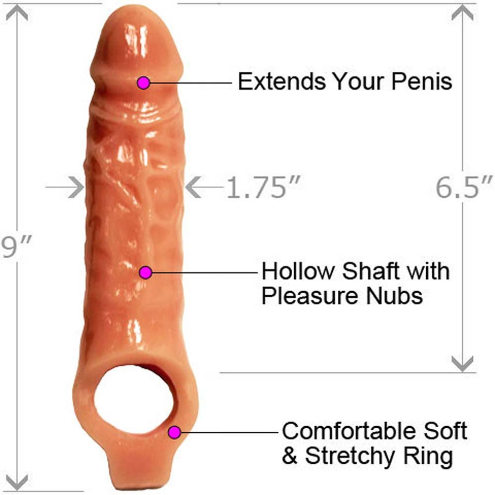 Which are considered small penis size